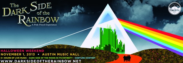 dark side of the rainbow a halloween pink floyd experience for austin