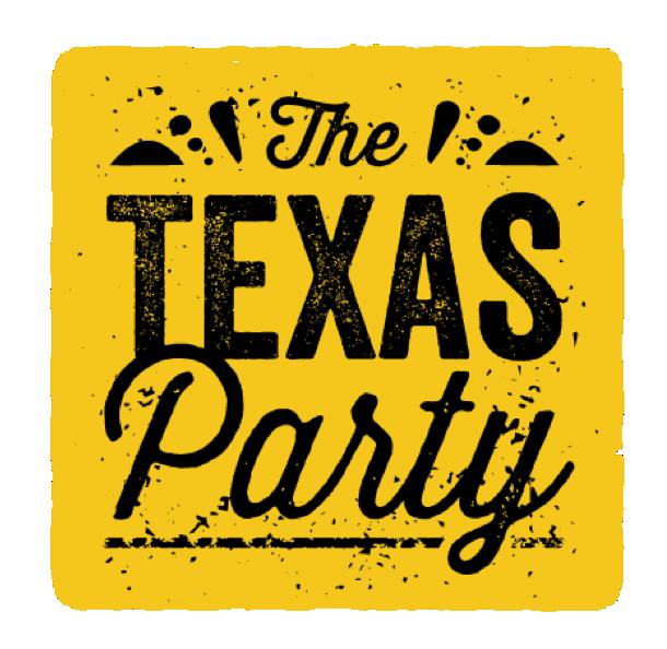 texasParty_yellow_black