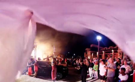 Flam Chen Porsche unveiling