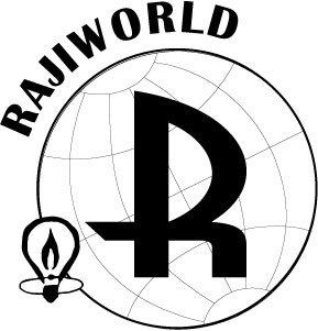 RajiWorld logo